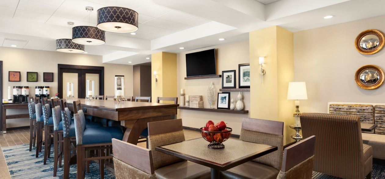 Hampton Inn - Kennewick