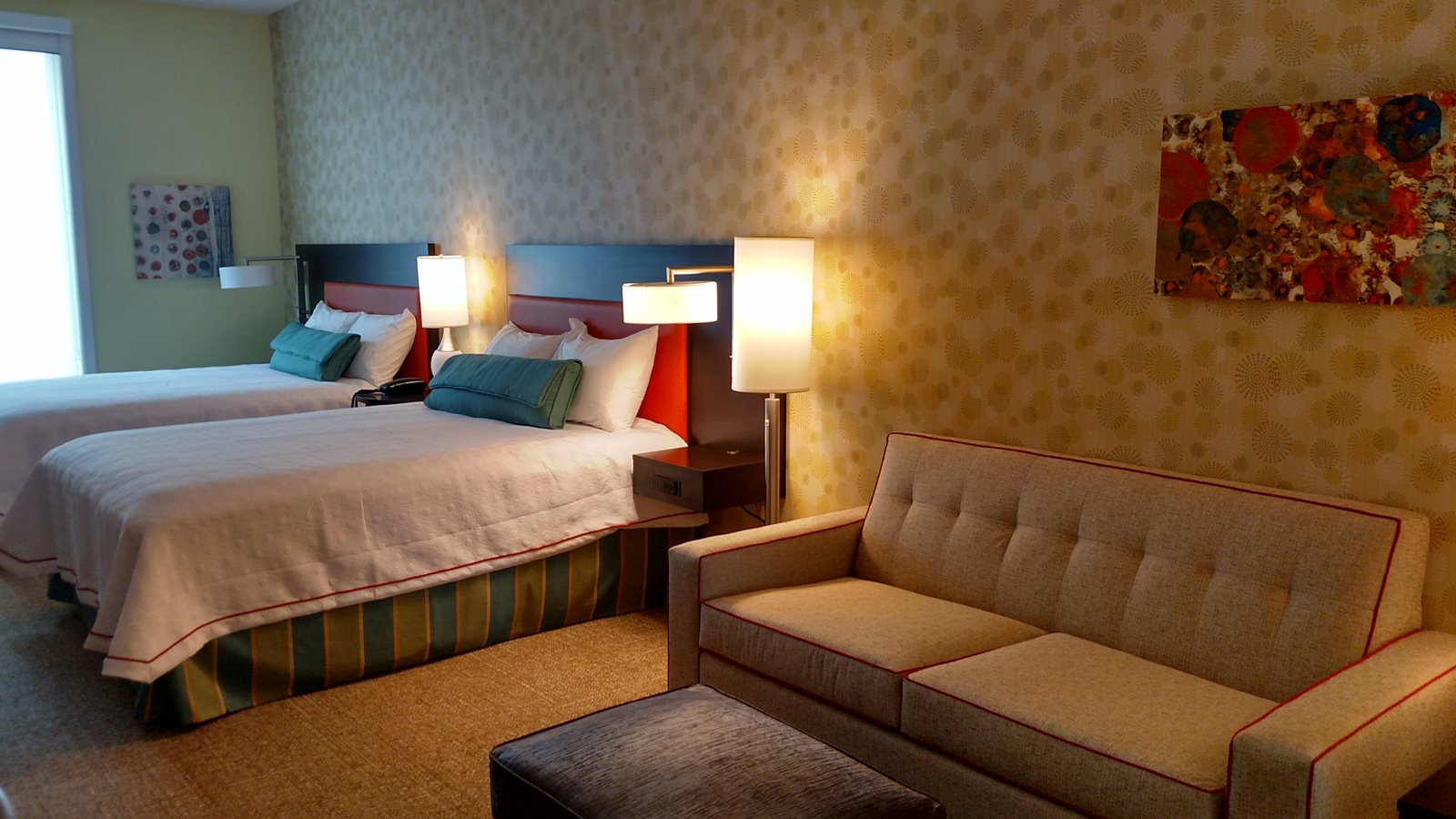 Hospitality Furnishings & Design - Home2 Suites - Greenville